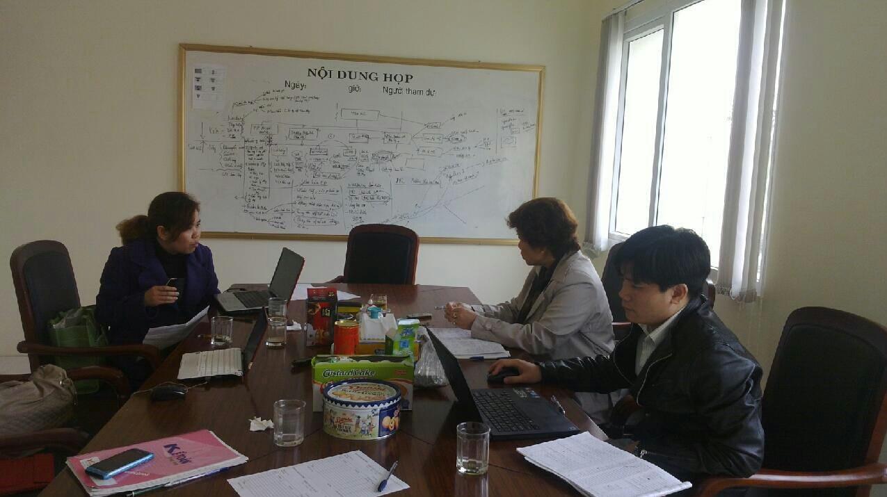 Tư vấn chiến lược Marketing, xây dựng mô hình kinh doanh, cơ cấu tổ chức - Công ty CP dệt may Nam Thanh