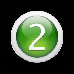glossy green orb icon alphanumeric number 2 TƯ VẤN CHIẾN LƯỢC THƯƠNG HIỆU THEO GIỜ