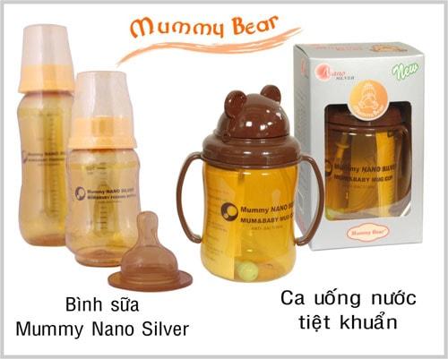 mummy bear 13 Tiêu chí định vị nổi tiếng
