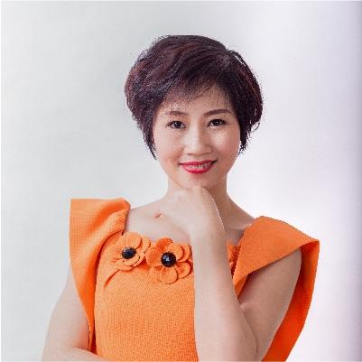 Bà Đặng Thanh Vân, chuyên gia tư vấn chiến lược thương hiệu và quản trị doanh nghiệp