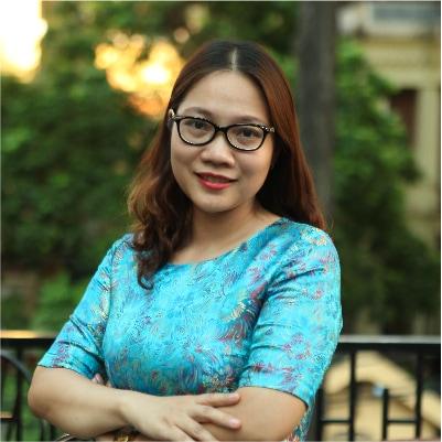 Bà Đặng Thanh Thảo, tư vấn quản trị nguồn nhân lực và hợp tác quốc tế