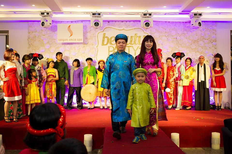 Chuyên gia tư vấn thương hiệu Đặng Thanh Vân đồng hành cùng Chiến lược văn hóa thương hiệu nội bộ Saigon Smile Spa
