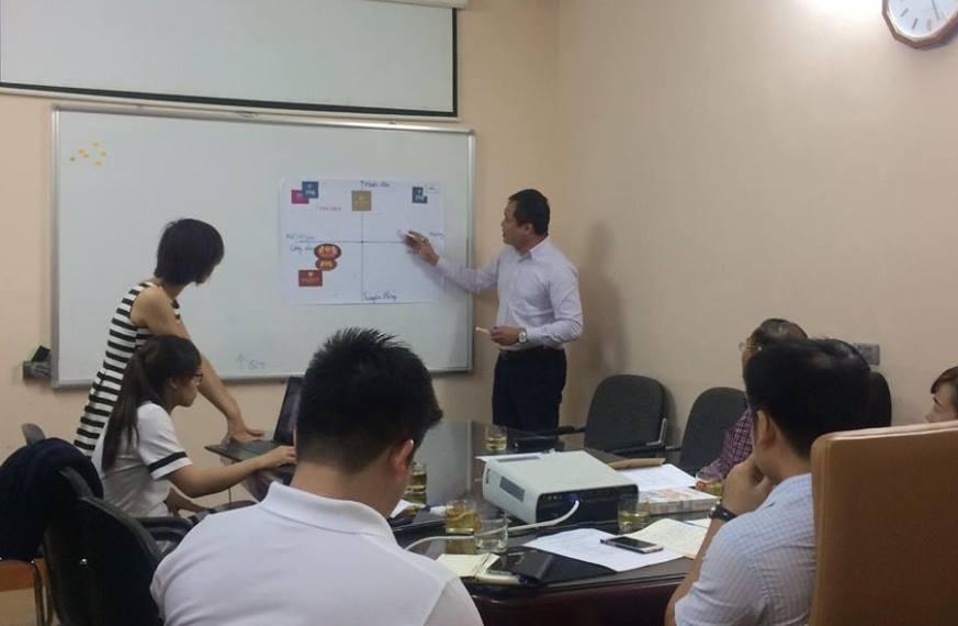 Hoạt động tư vấn chiến lược Thương hiệu - Marketing cho doanh nghiệp
