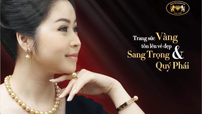 Tư vấn thương hiệu và thiết kế nhận diện thương hiệu vàng Bảo Tín Mạnh Hải