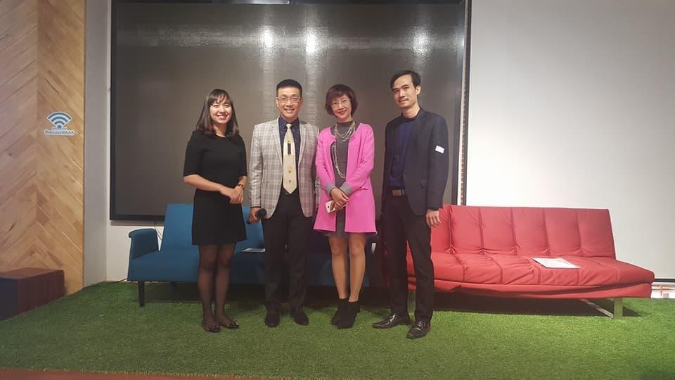 Ra mắt dự án BizKafe với toạ đàm Quản trị Marketing trong doanh nghiệp Việt