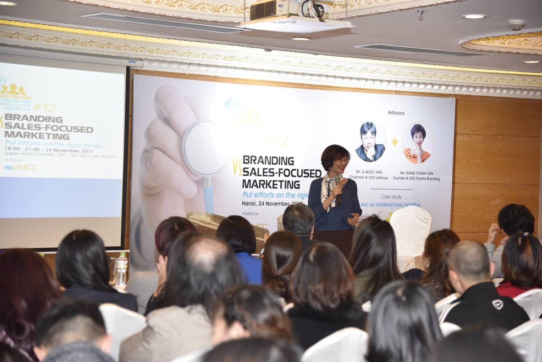 tư vấn chiến lược Thương hiệu - Marketing cho bệnh viện Bắc Hà