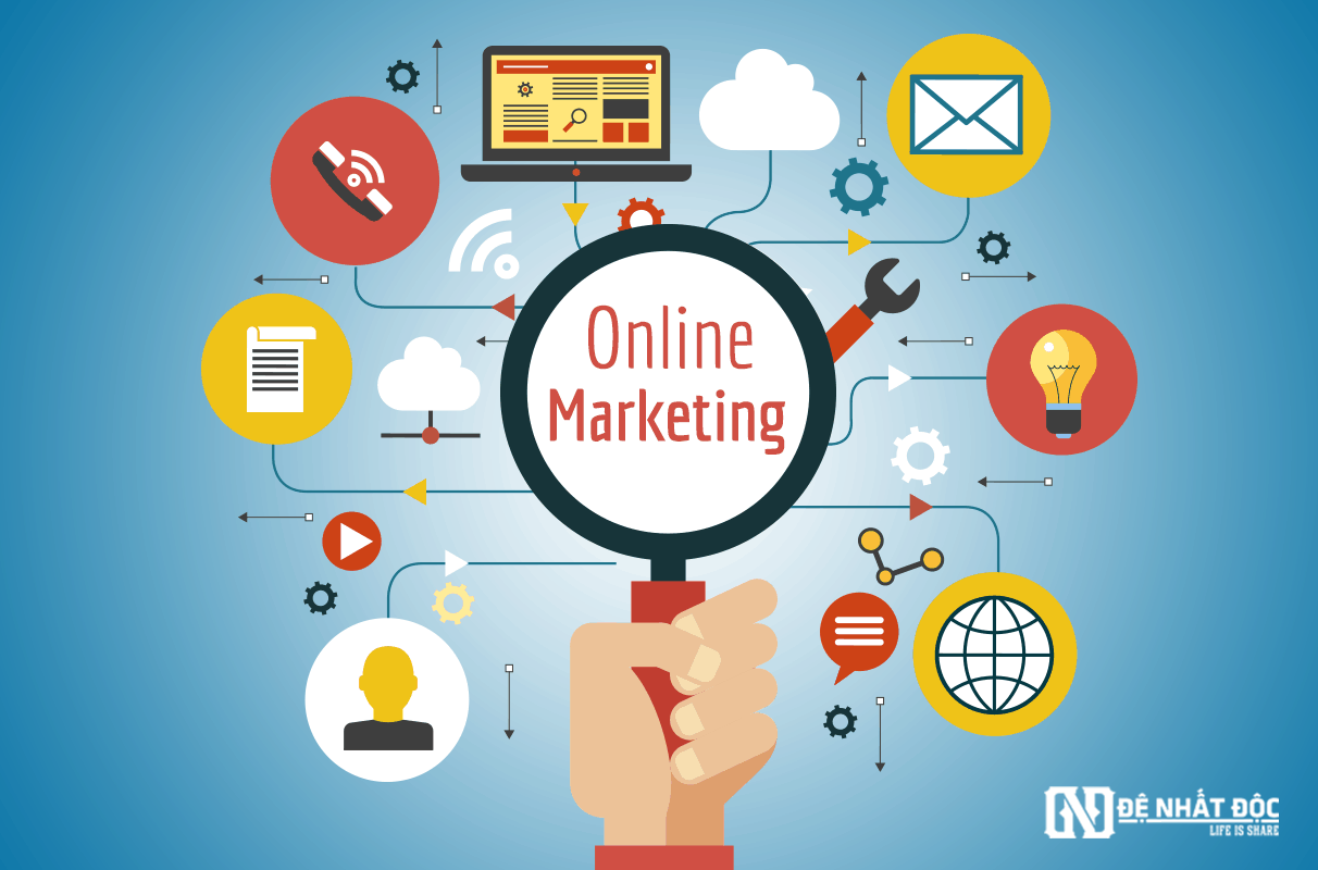 Marketing Online hay Chiến lược Marketing?
