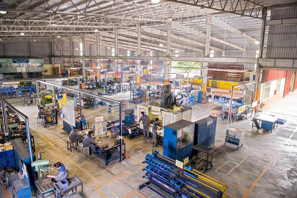 Xây dựng văn hoá doanh nghiệp ở công ty Midway Metals Vietnam