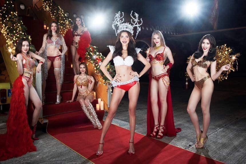 Bộ ảnh Bikini của VietjetAir