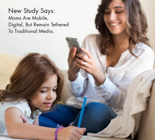 Digital Moms - Mẹ bỉm sữa công nghệ số