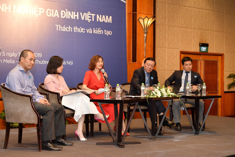 Tái cấu trúc doanh nghiệp gia đình Việt Nam: Thách thức và Kiến tạo