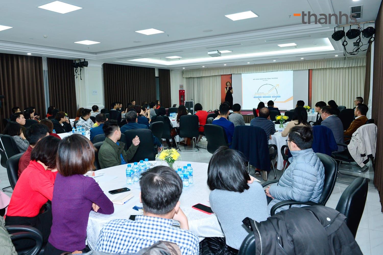 Sự kiện Giải mã Tái Cấu Trúc tổ chức bởi công ty CP Thương hiệu và Quản trị Thanhs