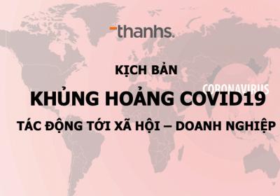 KỊCH BẢN KHỦNG HOẢNG COVID19