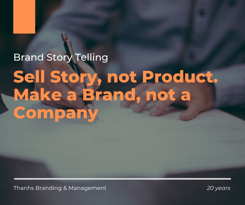 Sell-Story-not-Product