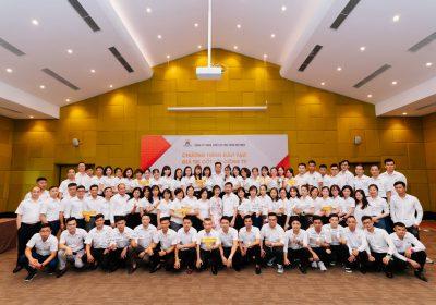 Chương trình đào tạo Văn hóa doanh nghiệp - Giá trị cốt lõi cho công ty An Phát tổ chức bởi Thanhs