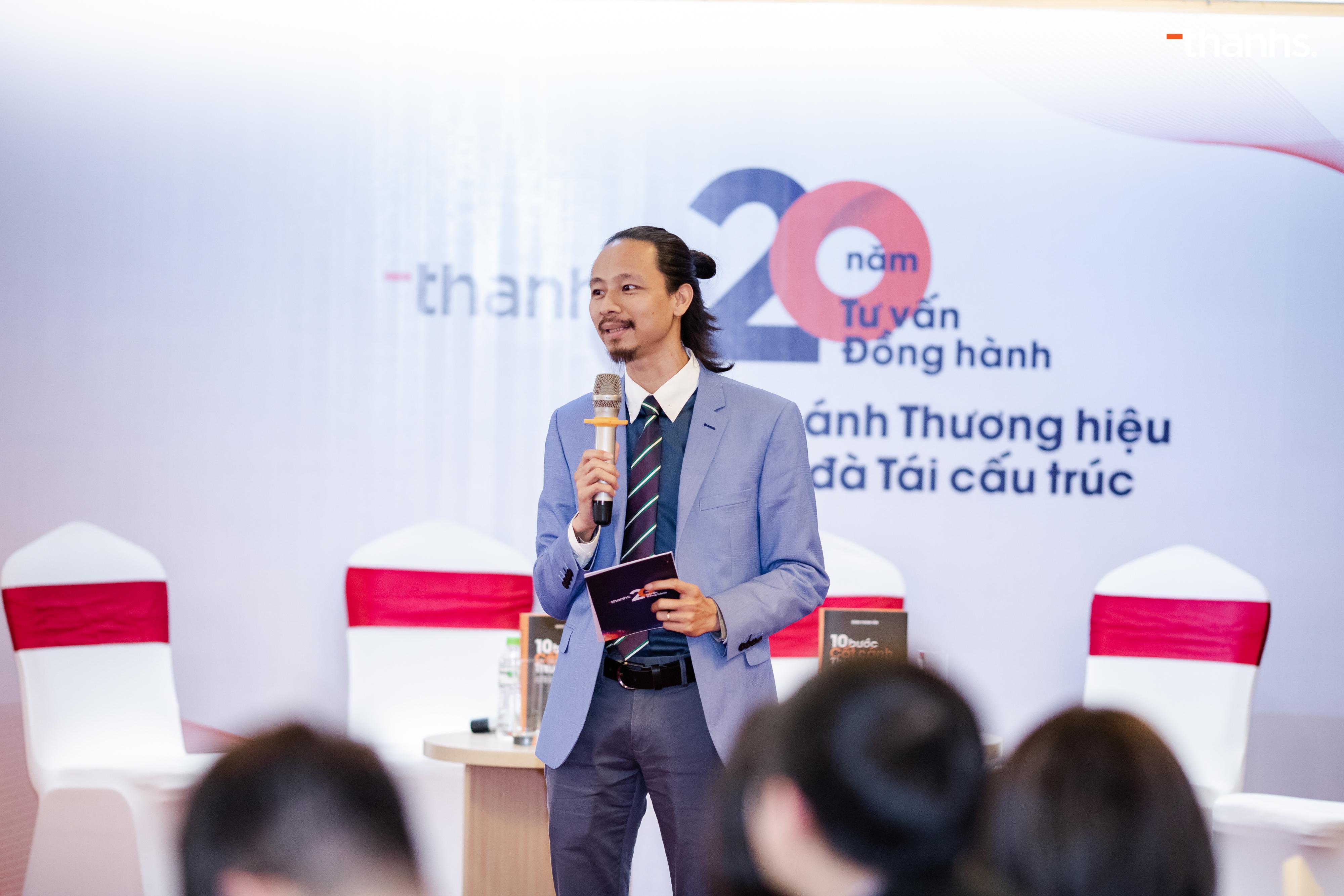 Ông Vũ Trung Hiệp - Founder & CEO Linkstar Việt Nam