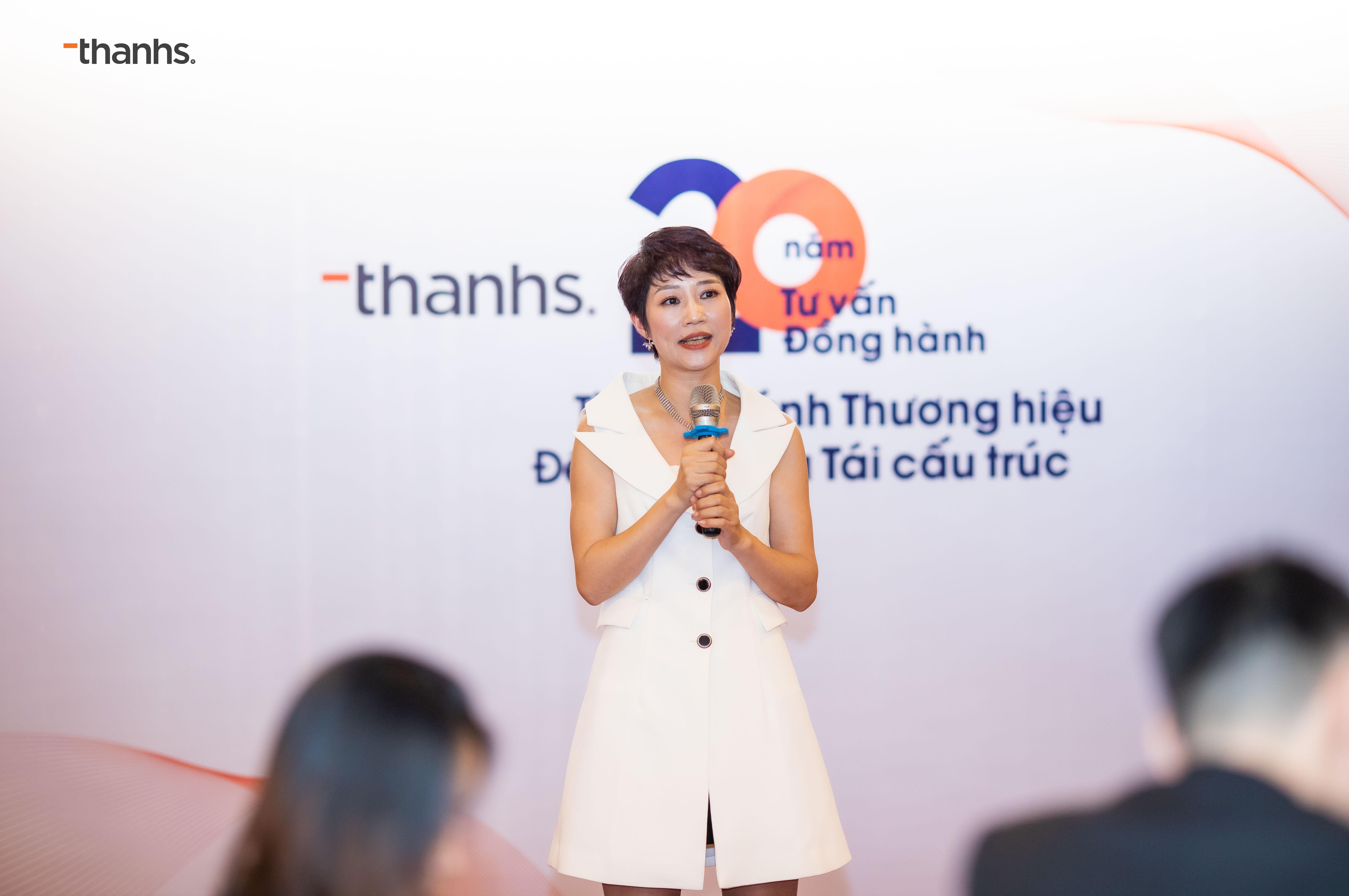 Chuyên gia Đặng Thanh Vân chia sẻ trong tọa đàm