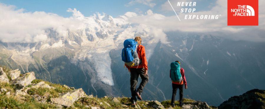 The North Face – Văn hoá thời trang cho người ưa trải nghiệm