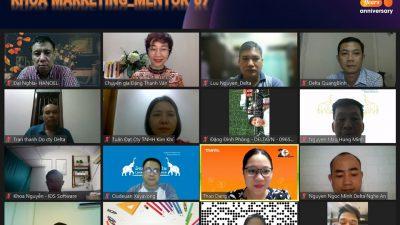 KHAI GIẢNG KHÓA HUẤN LUYỆN #K07 – Xây dựng kế hoạch Kinh doanh và Marketing – Chuyên đề Kế hoạch Marketing và Truyền thông